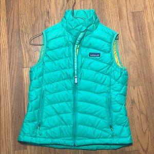 Patagonia nano puff vest - fun green